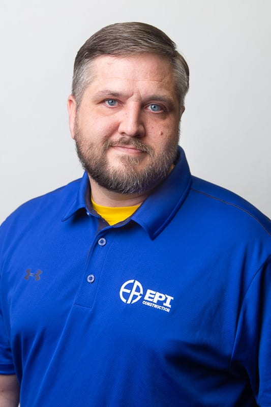 EPI Project Engineer Dan Schmidt